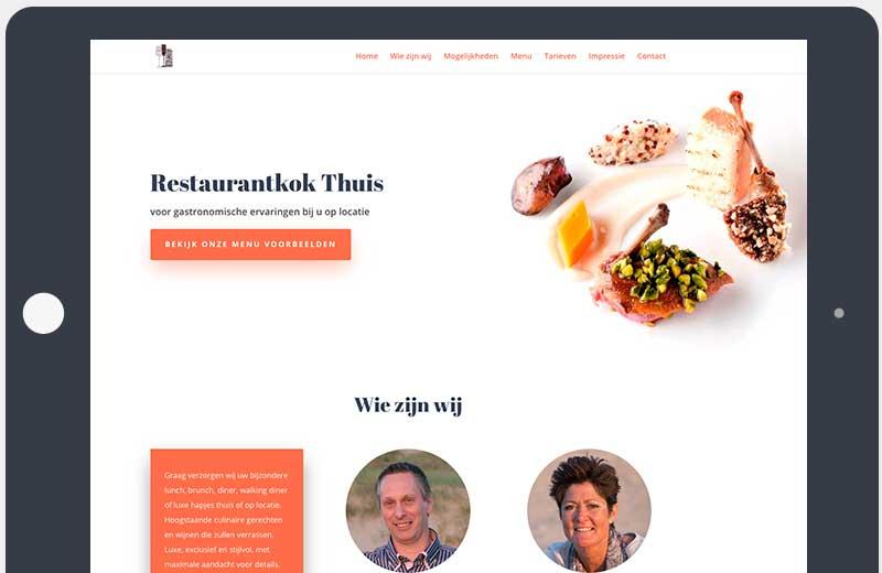 restaurantkokthuis
